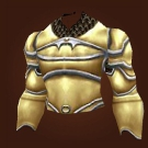 Forgotten Peacekeeper Breastplate Model