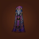 Malevolent Gladiator's Drape of Cruelty, Malevolent Gladiator's Drape of Prowess Model