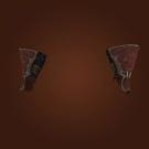 Wildwood Wrangler Gloves, Warpscale Gauntlets, Wildwood Wrangler Gauntlets, Deathweb Gauntlets Model