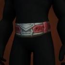 Rotberry Waistband, Pao'ka's Belt, Taskmaster's Loop Model