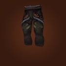 Breezestrider Britches, Shadow-Gorged Legguards, Sabermaw Britches, Beastrider Breeches Model