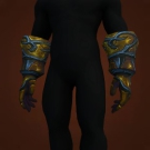 Tortos' Shellseizers, Iceshatter Gauntlets, Touch of Soothing Mists, Skullsmashing Gauntlets, Lightning Emperor's Handguards, Lightning Emperor's Gloves, Lightning Emperor's Gauntlets, Iceshatter Gauntlets, Tortos' Shellseizers Model