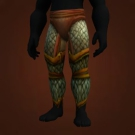 Scaled Sand Reaver Leggings Model