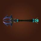 Polished Hammer, Bronzed Hammer, Barbarian Hammer, Hatred's Vise Model