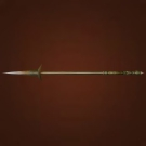 Headhunting Spear Model