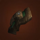 Hell-Hoot Mantle, Reporter's Shoulderguards, Spell Focus Shoulderguards Model