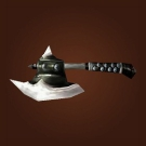 Heavy Mithril Axe, Well Balanced Axe, Grunt's Waraxe, Marshfang Blade Axe Model