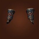 Tyrannical Gladiator's Ringmail Gauntlets, Tyrannical Gladiator's Linked Gauntlets, Tyrannical Gladiator's Mail Gauntlets Model