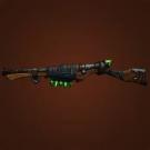 Incised Gun, Talador Hunting Rifle Model