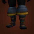 Swamprunner's Boots Model