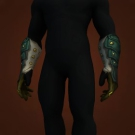 Axeclaw Gauntlets, Roilgut Gauntlets, Ashlink Gloves Model