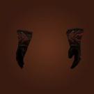 Merciless Gladiator's Dreadweave Gloves, Merciless Gladiator's Felweave Handguards Model