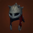 Blue Aspect Helm Model