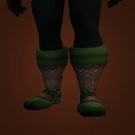 Treads of the Sepulcher, Highstrider Boots, Gryan's Boots, Wild Bark Boots Model