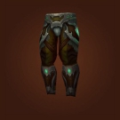 Leggings of the Awakening, Honorary Combat Engineer's Hide Leggings Model