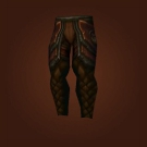 Mind-Expanding Leggings, Leggings of Brazen Trespass Model