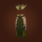 Oathclaw Vestment Model