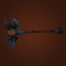Void-Warped Oshu'gun Spellstaff Model