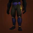 Leggings of Consuming Flames, Gale Rouser Leggings, Stormrider's Legguards, Stormrider's Legwraps, Stormrider's Leggings Model
