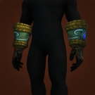 Proto-Handler's Gauntlets, Lightning-Charged Gloves Model