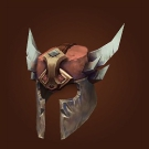 Sharptusk Helm, Casque of Defiance, Stonecrag Helm, Helmet of Vile Indignation Model