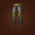 Lightbringer Greaves, Lightbringer Leggings, Lightbringer Legguards Model
