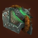 Grievous Gladiator's Ironskin Spaulders, Grievous Gladiator's Copperskin Spaulders Model