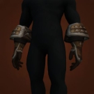Shining Buckle Gauntlets Model
