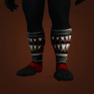 Farahlite Studded Boots Model