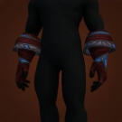 Vengeful Gladiator's Mooncloth Gloves, Vengeful Gladiator's Satin Gloves Model