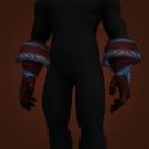 Vengeful Gladiator's Mooncloth Gloves, Vengeful Gladiator's Satin Gloves Model