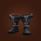 Runed Stygian Boots, Shadow Council Boots Model