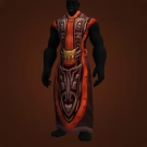 Sanguine Robe Model
