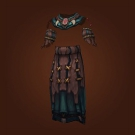 Orunai Robe, Gordunni Robe, Steamburst Robe Model