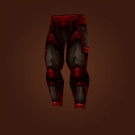 Replica Legionnaire's Lamellar Leggings, Avenger's Legplates, Slayer's Leggings Model