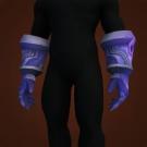 Crystalforge Handguards, Crystalforge Gauntlets, Crystalforge Gloves Model