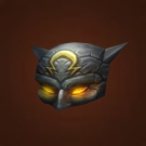 Mask of the Speaker, Headcover of the Farseer, Mask of the Farseer, Headcover of the Speaker, Earthfury Helmet Model
