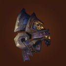 Rusted Bonespike Pauldrons, Sanctified Lightsworn Shoulderguards, Sanctified Lightsworn Spaulders, Sanctified Lightsworn Shoulderplates Model