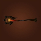 Bloodfire Greatstaff Model