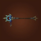 Ruthless Gladiator's Battle Staff Model