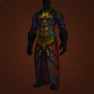 Primal Gladiator's Dragonhide Robes Model
