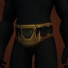 Exalted Girdle, Belt of the Soul Saver Model