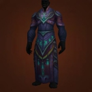 Robes of the Burning Acolyte, Mercurial Robes, Mercurial Vestment Model