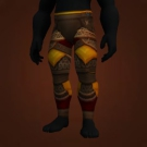 Windforged Leggings Model