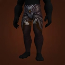 Wild Gladiator's Trousers of Cruelty, Wild Gladiator's Felweave Trousers, Warmongering Gladiator's Trousers of Cruelty, Warmongering Gladiator's Felweave Trousers Model
