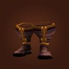 Mystical Boots Model
