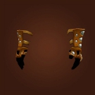 Elven Spirit Claws Model
