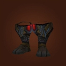Asani's Uncleansed Sandals, Asani's Uncleansed Sandals Model