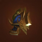 Brutal Gladiator's Lamellar Shoulders Model