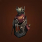 Prideful Gladiator's Leather Helm Model